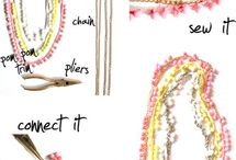 Stick Your Neck Out / DIY Jewelry Tutorials for necklaces / by Christy Kramer
