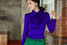 Fashion Color Blocking