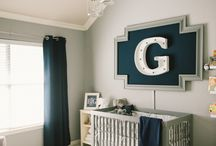Nursery Baby Boy / Decor Nursery Boy
