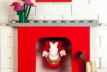 Lego Christmas Village / Ideas I want to try for our Lego Winter Village. / by Betsi Goutal - eccentric spirit