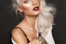 Bangstyle Inspiration / House of Hair Inspiration