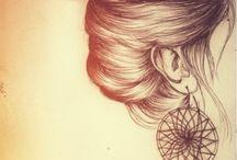 Dessin / Les dessins que jai envie de faire