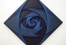 arte de cadena geometrica