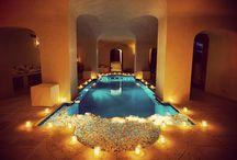 Ignite the spark / Il Borro: a romantic place for lovers