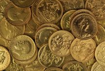 Gold Coins / Gold coins and gold numismatics.
