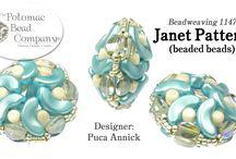 Puca Beaded Beads