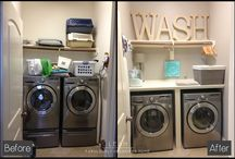 Laundry Rooms  / by LI Professional Organizer, Jean Linder, Long Island