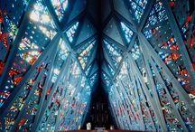 světlo a církev