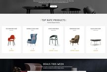 Web Design Furniture / House