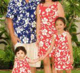 Girl's Hawaiian Clothing / Girl's Hawaii made