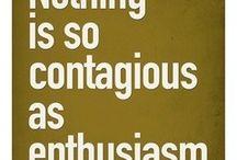 Enthusiasm! / It's Contagious!