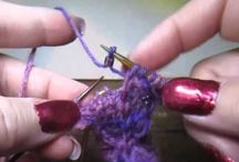 Knitting help / Videos to help us along in the knitting Realms or help I'm stuck on a row and can't go on!