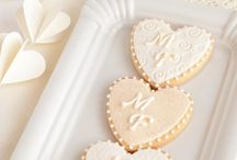 Sweet Treats / Sweets and Desserts for your Wedding Reception, Bridal Shower or Gift Opening