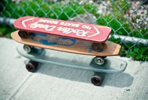 illPinto for PATINA / A dope collection vintage skateboards rentable by each collection at Patina Vintage Rentals!!!  / by PATINA