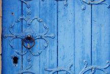 Door outside