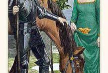 Caballero de Varas - Knight of Wands