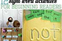 Sight words / by Donna Hutchins