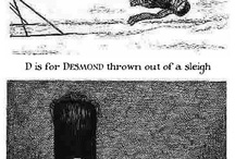 ILLUSTRATORS - Edward Gorey / art & illustrations by Edward Gorey.