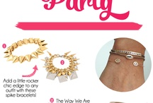 *Arm Candy & Baubles* / by Haley Carpenter