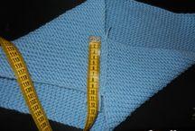 Wzory na szaliki