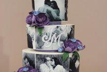 foto bruidstaart