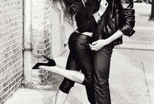 Decades couples / Music Fashion