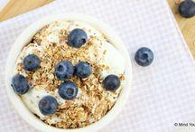 Ontbijt / Havermout ontbijt