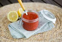 Homemade Sauces/Seasonings/Dressings