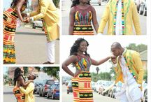 TRENDY KENTE / by MISS EDY