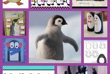 Penguins / by Louie Quesada