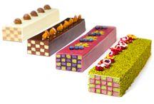 domino loaf cake