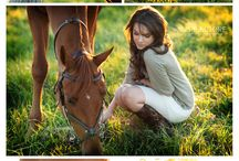 Photo Shoot with Horse