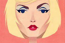 Poster Style Illustration