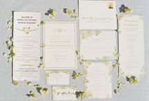 My Wedding - Invites and Stationary / by Erika Kimmich