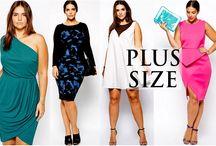 Plus Size, Ubrania w dużych rozmiarach - FashYou