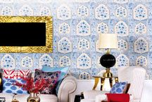Wallcoverings for India Walls