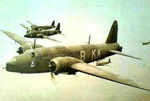 WW-2 Vickers Wellington Bomber