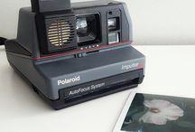 Polaroid cameras  collection