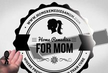 HR4M Health Video Playlist / Home Remedies For Mom loves videos on health information.  Check out our finds.