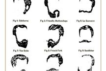 Beards and Hair Styles