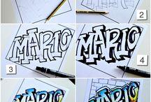 Aaa grafitti Ryan