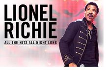 What's in on March? / LIONEL RICHIE