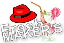 Zdrowe bary Fresh Makers - eventy,wesela, / Zdjęcia z realizacji podczas eventów, brand eventów, wesel, imprez masowych i kulturalnych, promocja firm