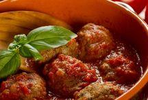 Meatballs in many varied ways