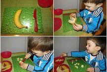 Activități montessori 2-3 ani