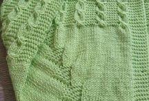 pletené svetríky pre dievcatko návod
