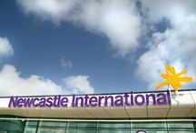 Newcastle Airport / by Annie's Guest House