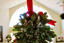 holiday decor / by Dawn Frazier