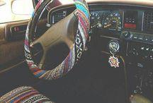 Boho car