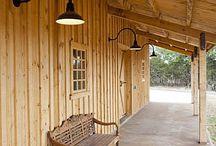 Barn additions
